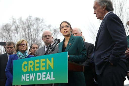 There's Nothing Radical about the Green New Deal