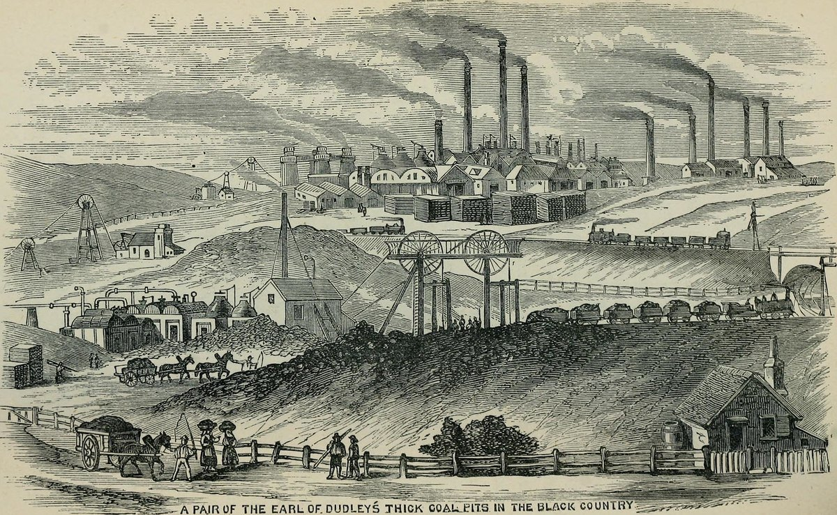 The Wonders of Modern Life Briefly Explained: An Anthropology of the Industrial  Revolution - CounterPunch.org