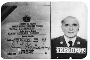 How Real Nazis Came to the Americas: the Recruitment of Klaus Barbie