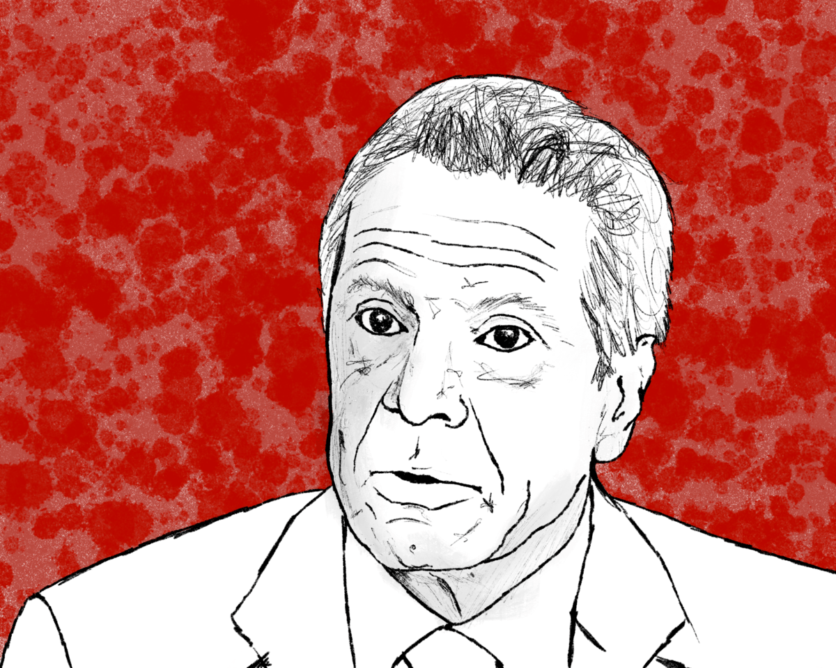 Andrew Cuomo: Legend of a Fall
